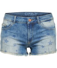 ONLY Jeansshorts Carrie low