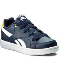 Schuhe Reebok - Royal Prime V69993 Navy/Yellow Spark/White