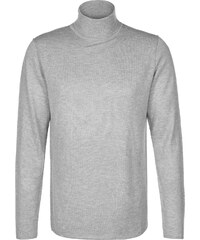 Nowadays Turtle Neck pull en laine grey