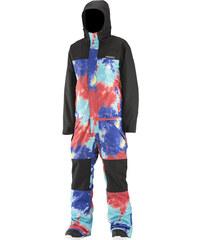 Airblaster Freedom Suit Schneeanzüge Ski- & Snowboardanzug tie dye