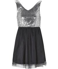 Rut & Circle Kleid mit Paillettenbesatz und Tüllrockteil