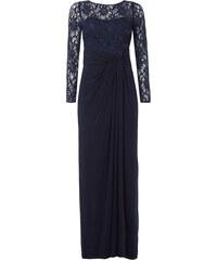 Lauren Ralph Lauren Abendkleid mit Pailletten-Besatz
