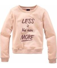 BUFFALO Sweatshirt mit Frontdruck