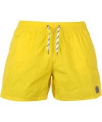 Replay Basic Swim Shorts pánské Yellow