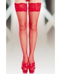 SOFTLINE COLLECTION SL-5517-RED: Dámské punčochy SOFTLINE