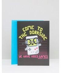 Gifts Come to The Dorkside - Karte - Mehrfarbig