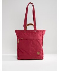 Fjallraven - Totepack No.1 14 L - Rote Kuriertasche - Rot