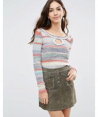 Free People - Sunshine Day - Pullover - Mehrfarbig