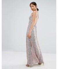 Goldie - Elegance - Robe longue à imprimé chinois - Multi