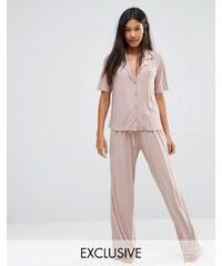 Moonchild - Pyjama-Set - Beige
