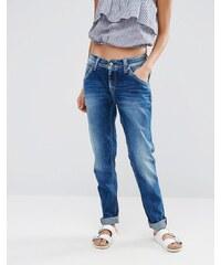 Pepe Jeans - Idoler - Jean boyfriend - Bleu