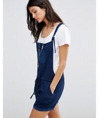 Pepe Jeans - Silvia - Salopette en jean - Bleu
