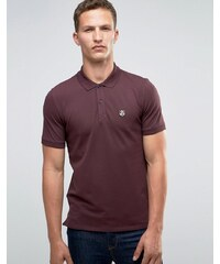 Selected Homme - Polo en piqué - Rouge