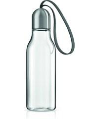 Láhev na pití 0,7L s šedým poutkem Eva Solo