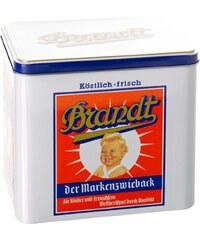 BRANDT Retro-dóza plech 19,5x17x15,5 cm