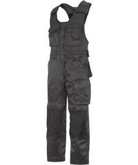 Kalhoty DuraTwill™ laclové řemeslnické - Černá - Snickers Workwear