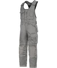 Kalhoty DuraTwill™ laclové řemeslnické - Šedá - Snickers Workwear