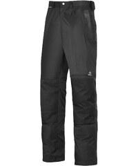 Kalhoty A.P.S. voděodolné řemeslnické - Černá - Snickers Workwear