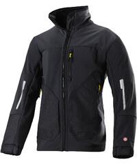Bunda Soft Shell Windstopper® na zip - Černá - Snickers Workwear