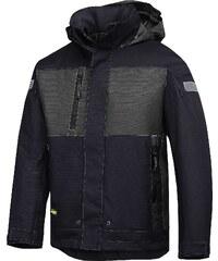 Zimní nepromokavá bunda - Modrá - Snickers Workwear