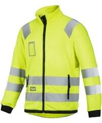 Bunda fleecová vysoká viditelnost tř. 3 - Žlutá - Snickers Workwear