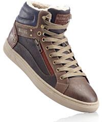 Baskets marron chaussures & accessoires - bonprix