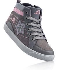 Baskets gris chaussures & accessoires - bonprix