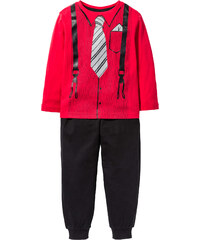 bpc bonprix collection Pyjama (Ens. 2 pces.) rouge enfant - bonprix
