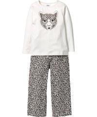 bpc bonprix collection Pyjama (Ens. 2 pces.) blanc enfant - bonprix