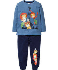 bpc bonprix collection Pyjama (Ens. 2 pces.) bleu enfant - bonprix
