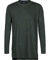 Zanerobe Rugger T-shirt manches longues navy olive