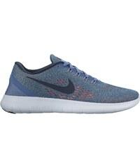 Nike Free RN - Baskets - bleu