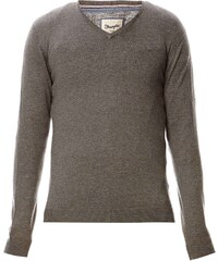 Wrangler Knit - Pullover - grau