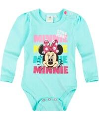 Disney Minnie Body türkis in Größe 3M für Mädchen aus 100% Baumwolle