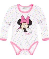 Disney Minnie Body weiß in Größe 3M für Mädchen aus 100% Baumwolle