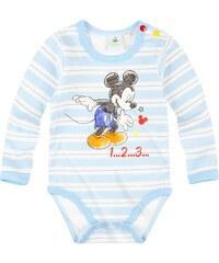 Disney Mickey Body hellblau in Größe 3M für Jungen aus 100% Baumwolle