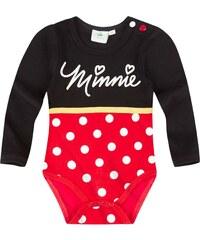Disney Minnie Body schwarz in Größe 3M für Mädchen aus 100% Baumwolle