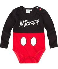 Disney Mickey Body schwarz in Größe 3M für Jungen aus 100% Baumwolle