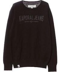 Kaporal Gipo - Pull en coton - noir