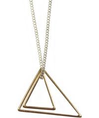Icon Brand Fader Halskette gold