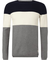 Tom Tailor Denim Pullover mit Blockstreifen