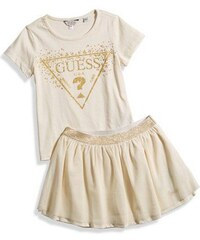 GUESS dívčí komplet Alia Tee and Skirt