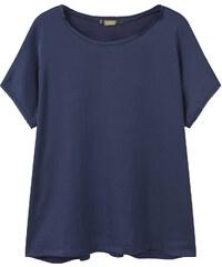 MANGO Fließendes T-Shirt