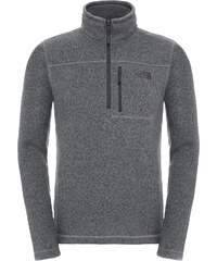 The North Face Gordon Lyons 1/4 pull polaire grey