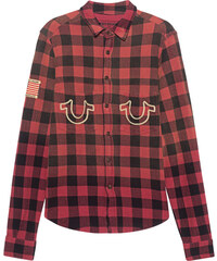 TRUE RELIGION Fleece Indian True Red