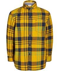 Next Hemd yellow/navy