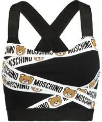 Moschino Underwear Bustier black/white