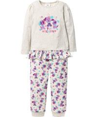 bpc bonprix collection Pyjama (2-tlg. Set) in weiß für Mädchen von bonprix