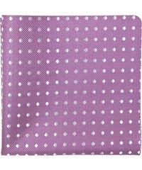 Avantgard Světle fialový kapesníček s drobnými puntíky_