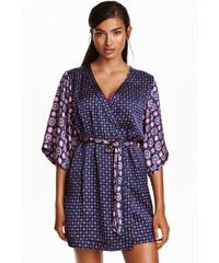 H&M Saténové kimono